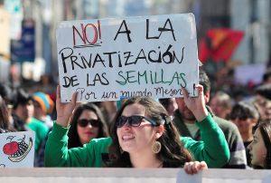 Manifestación por la biodiversidad. Guatemala. Raul Zamora